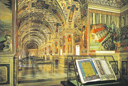 El Vaticano digitalizará 40 millones de páginas de su biblioteca