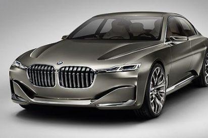 BMW Vision Future Luxury: el lujo como clave de futuro