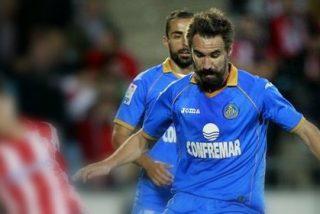 Un jugador del Getafe demiente tener un acuerdo con el Valladolid