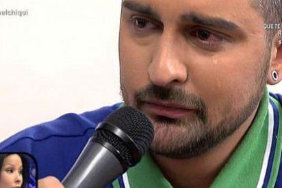 """Humillación y encerrona al marido de Chiqui ('SV2014'): """"La traicioné"""""""