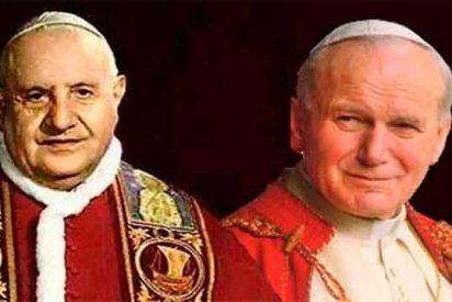 Juan XXIII y Juan Pablo II: santos a dos velocidades