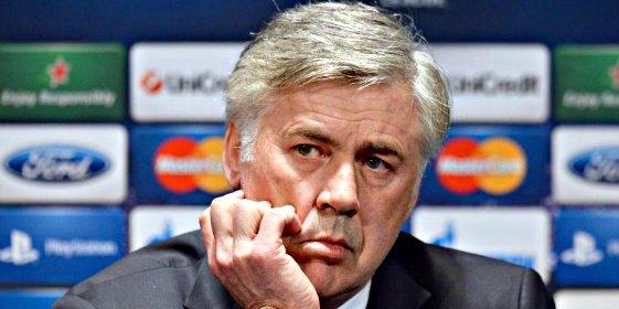 """Ancelotti admite su """"preocupación"""" por Tito Vilanova"""