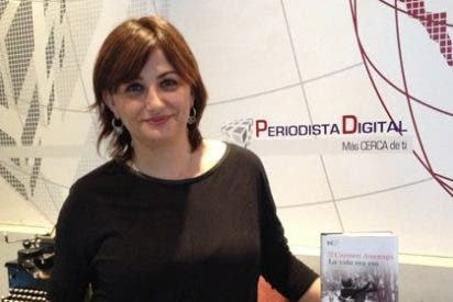 """[VÍDEO-ENTREVISTA] Carmen Amoraga: """"En la literatura contemporánea tienen que estar presentes las redes sociales"""""""