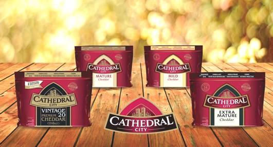 Cathedral City recibió el distintivo Sabor del Año 2014 en Alimentaria