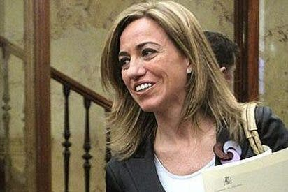 Los mecenas de Hillary dan un cheque a Chacón para liderar el PSOE