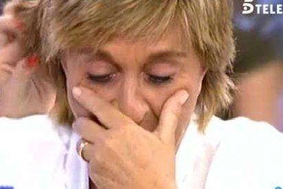 Amargas lágrimas de Chelo al hablar de su mujer y de por qué no fue a 'SV'