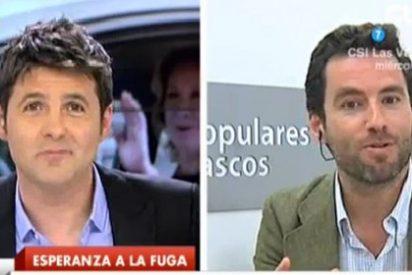 Cintora busca a Borja Sémper para que raje de Esperanza Aguirre