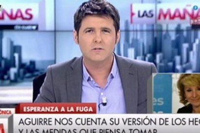 Esperanza Aguirre frena en seco a Cintora:
