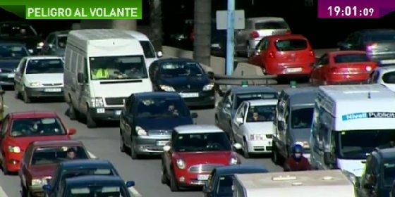 Dos millones de vehículos circulan sin haber pasado la ITV