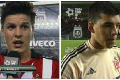 Ayala se fija en dos jugadores argentinos