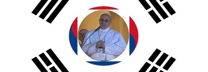 Corea y el Vaticano preparan la visita de Francisco