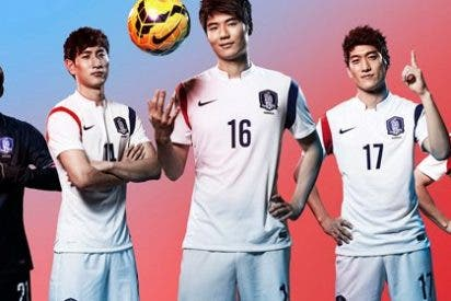 La selección que nos echó del Mundial presenta sus camisetas