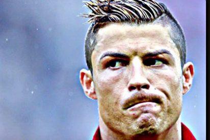 Cristiano Ronaldo aprieta los dientes se exprime en el gimnasio para poder jugar contra el Bayern