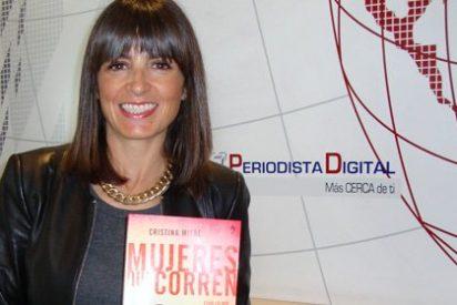 """[VÍDEO] Cristina Mitre: """"El running alivia muchos síntomas de la menopausia y la menstruación"""""""