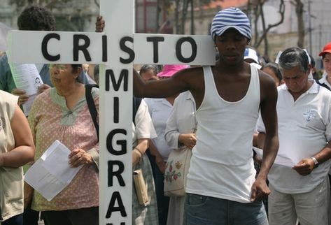 """El """"Vía Crucis de todos los pueblos"""" recorrerá Valencia"""