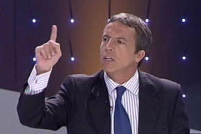 Cristóbal Soria la toma con Diego López hasta cuando hace una gran parada