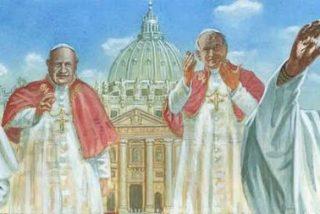 Lombardi confirma que Benedicto XVI estará con Francisco en la canonización de Juan Pablo II y Juan XXIII