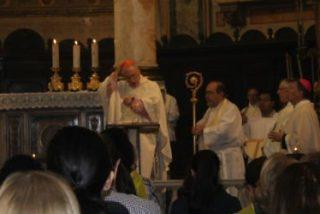 """Rouco en Roma: """"Juan Pablo II llegó al corazón del mundo y marcó el camino de la evangelización"""""""