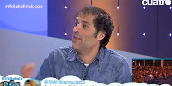 """David Sánchez: """"Un Barça en decaída ha perdido con un Real Madrid mediocre"""""""