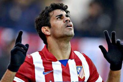 ¡Diego Costa podría quedarse en el Atlético!