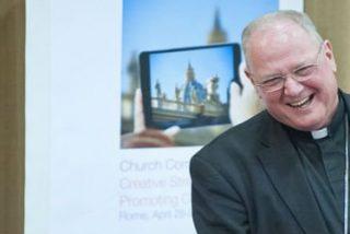 """Cardenal Dolan: """"Francisco no tiene marketing ni expertos que lo asesoren, la comunicación le sale espontaneamente"""""""