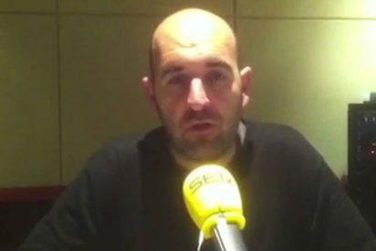 """Edu Polo: """"Muchos culés se han hecho del Atlético y del Bayern"""""""