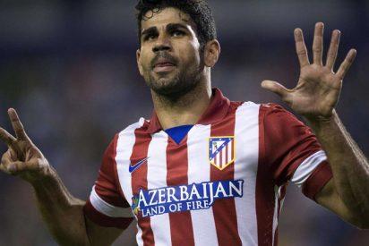 ¡El Atlético puede pedir 57 millones por Diego Costa!