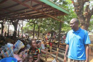 Misionero ugandés apuñalado en Bangui por defender a una musulmana