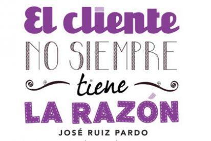 José Ruiz Pardo ofrece las claves para dar el mejor servicio a los usuarios de una compañía
