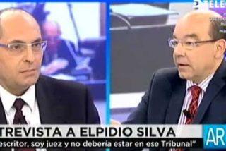 """Elpidio Silva: """"Me encantaría que Alfonso Rojo fuera a la cárcel"""""""