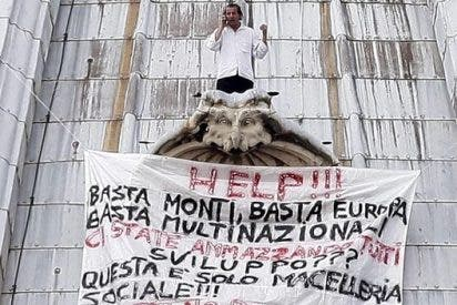El Vaticano veta al empresario que se encaramó a la cúpula