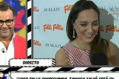 El día que Tamara Falcó se merendó a Jorge Javier Vázquez en 'Sálvame'