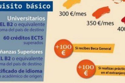 Los estudiantes universitarios y de enseñanzas superiores pueden solicitar su beca Erasmus hasta el 24 de abril