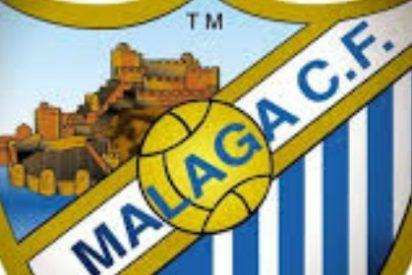 Un extrabajador del Málaga detenido por pasar información privilegiada