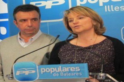 """Estaràs le echa un capote a Rajoy para agradecerle su espaldarazo: """"No hubo caja B en el PP balear"""""""