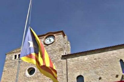 TVE, como TV3: ve normal la 'estelada' en el mástil del Ayuntamiento del pueblo de Tito Vilanova