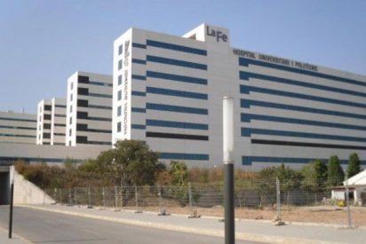Se pega un tiro en los baños del hospital La Fe de Valencia, tras pedir el carné de donante de órganos