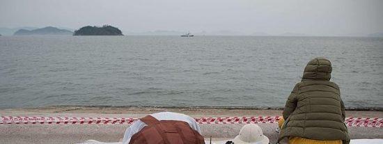 Los mortales errores que provocaron que el ferry de Corea se fuera pique