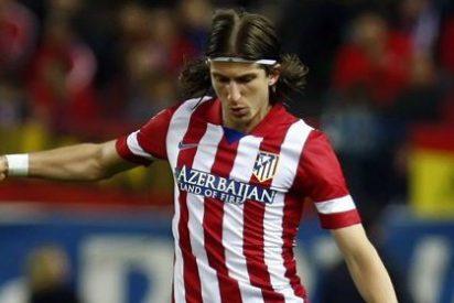 Irene Villa twittea a Filipe Luis un mensaje al Atlético