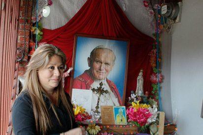 La milagrada por Juan Pablo II estará en Roma el domingo