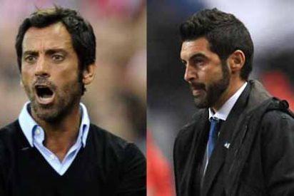 Los dos candidatos al banquillo del Málaga