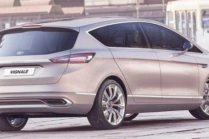 Ford S-Max Vignale Concept, un monovolumen VIP