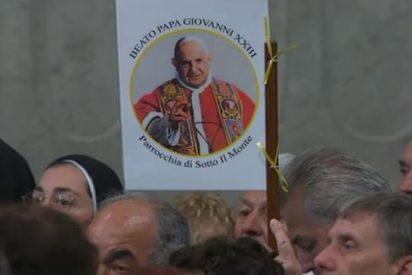 """""""Sé cuánto quieren al Papa Juan, y cuanto él quería a su tierra"""""""