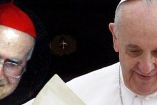 Francisco, profundamente disgustado por el ático de lujo al que quiere mudarse Bertone