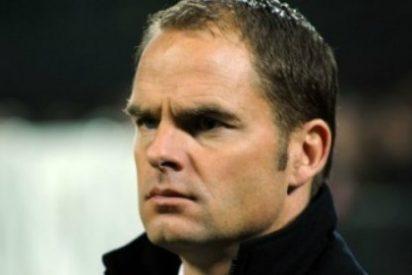De Boer se convertirá en el nuevo técnico spur