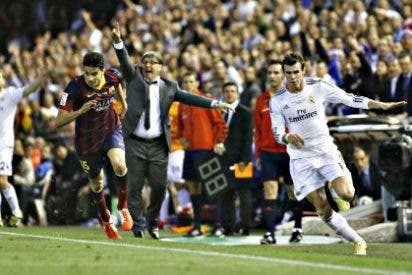 'Usain' Bale: 59,1 metros a 8,39 por segundo y un gol de fantasía