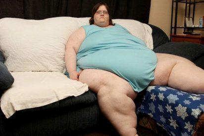 La mujer más gorda del mundo arriesga su vida para poder casarse y ser feliz a sus anchas