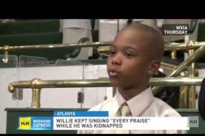 Un secuestrador libera a un niño después de escucharle cantar un gospel