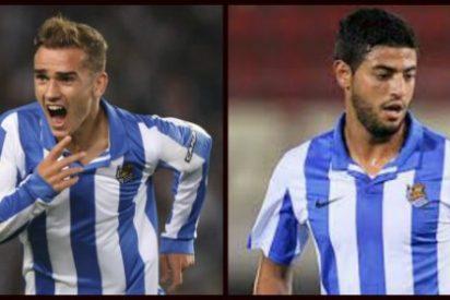 Dos jugadores de la Real suenan como posibles fichajes del Atlético
