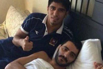 Dani Güiza, cazado en la cama con un compañero